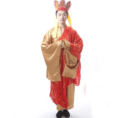 西游记师傅唐僧唐三藏袈裟搞笑服装出租