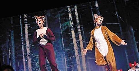 狐狸叫舞蹈服装,狐狸叫神曲舞蹈演出服装出租